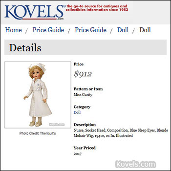 New Prices and Pictures Added to Kovels' Online Price Guide