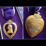 Lost Purple Heart Medal Returned to Family