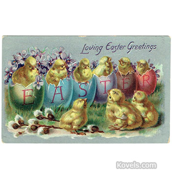 Collectible Easter Cards