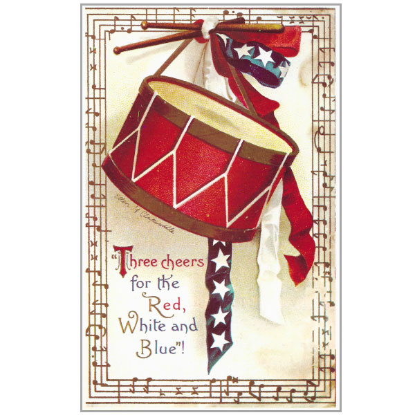 Postcard designed by Ellen Clapsaddle