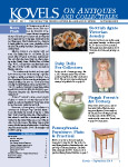 Kovels on Antiques and Collectibles Vol 37 No. 1