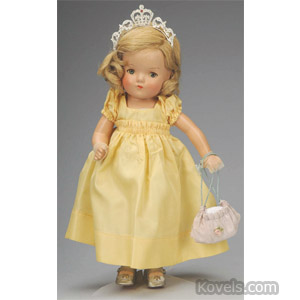 Princess Elizabeth doll