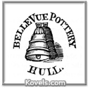 Mark - British pottery - Belle Vue Pottery