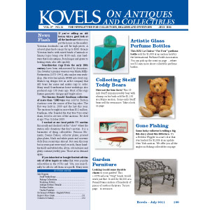 Kovels on Antiques and Collectibles Vol. 37 No. 11