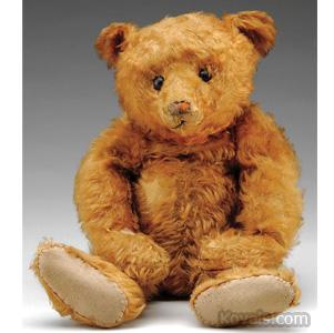 Steiff cinnamon bear