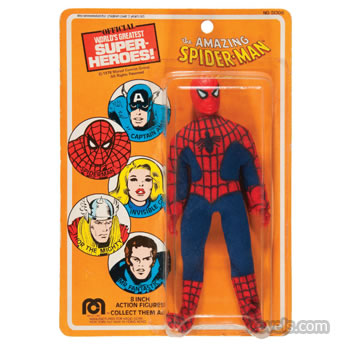 Spider-Man Mego Superheroes action figure