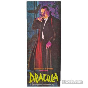 """Aurora """"Dracula"""" model kit"""