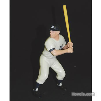 Mickey Mantle Hartland figurine