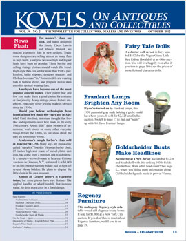 Kovels on Antiques and collectibles Vol. 39 No. 2