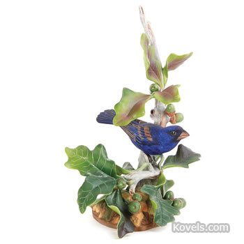 Boehm Blue Grosbeak