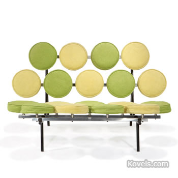 "George Nelson ""Marshmallow"" sofa"