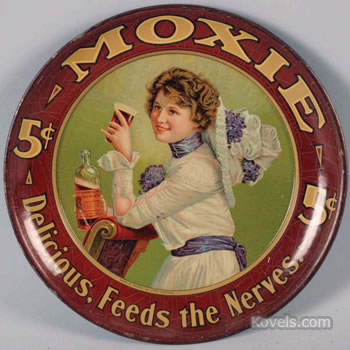 Moxie tip tray
