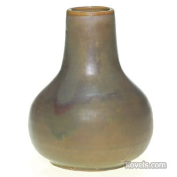 Pewabic Pottery vase