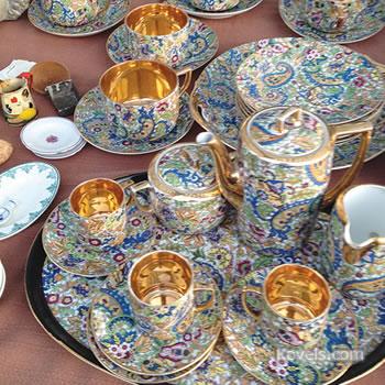 Porcelain, Vienna market