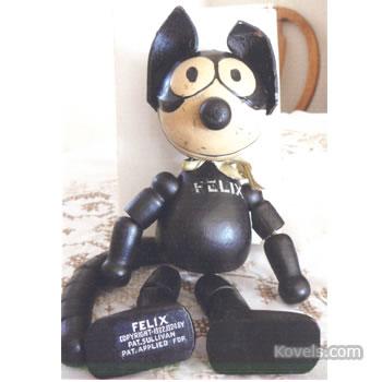 Felix the Cat doll