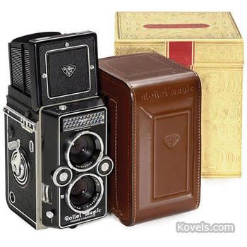 Rollei Magic camera