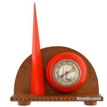 1939 New York World's Fair electric clock