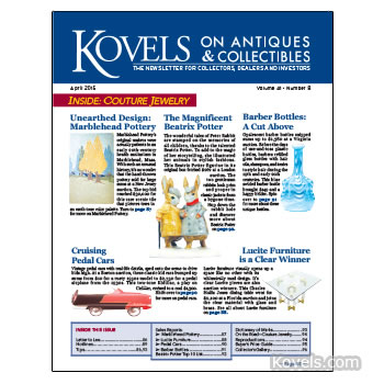 Kovels on Antiques and Collectibles Vol. 41 No. 8