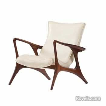 A Selection Of Vintage Furniture By Vladimir Kagan Sold In October Auctions  At Rago In New Jersey And Wright In Chicago.This Kagan Dreyfuss Contour  Lounge ...