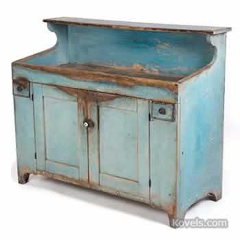 Antique Painted Furniture Pleases