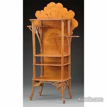Art Nouveau Furniture, Never Out of Style