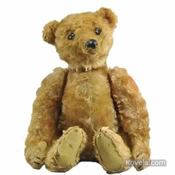 Steiff Bear: Plaything No More