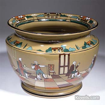 Buffalo Pottery Ropes in High Prices