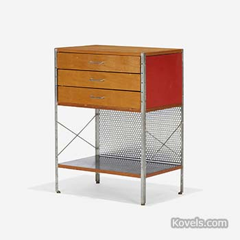Midcentury Storage Furniture Is a Great Fit