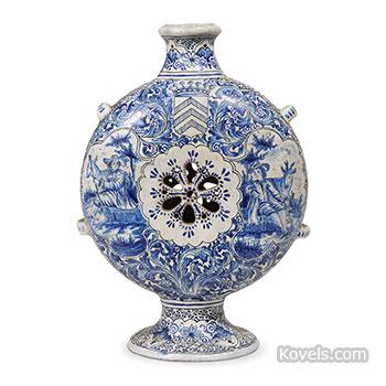 Delft Treasures at Auction