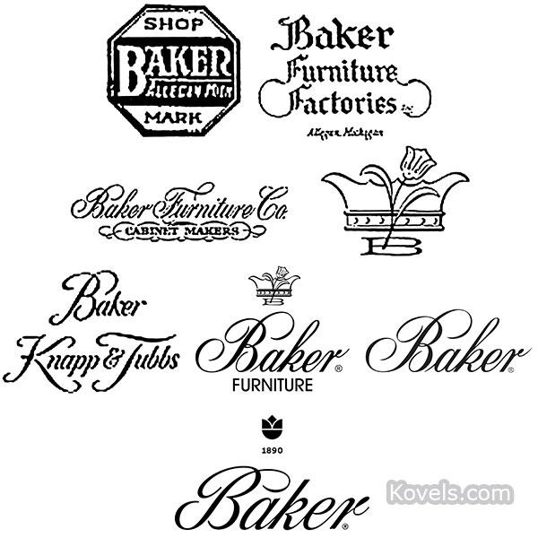 Baker Furniture marks