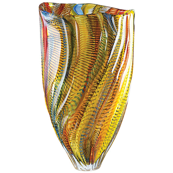 Modern Art Glass Is Whimsical, Colorful