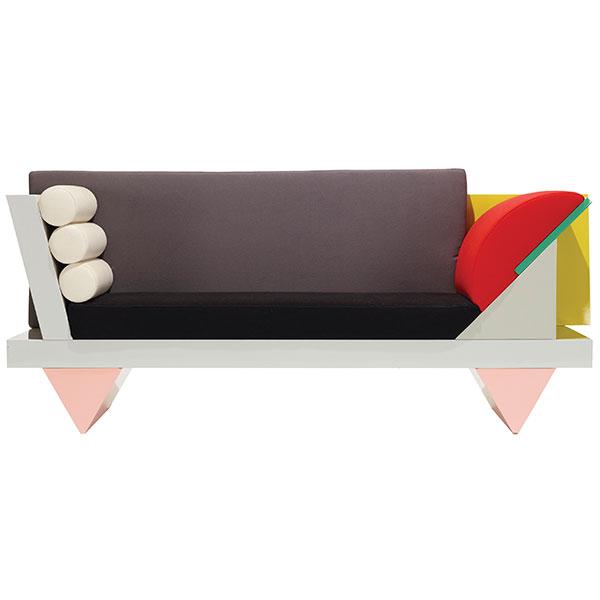 Sofa, Memphis design