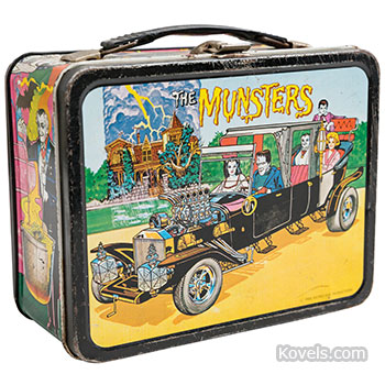 Lunch Boxes: Thanks for the Memories