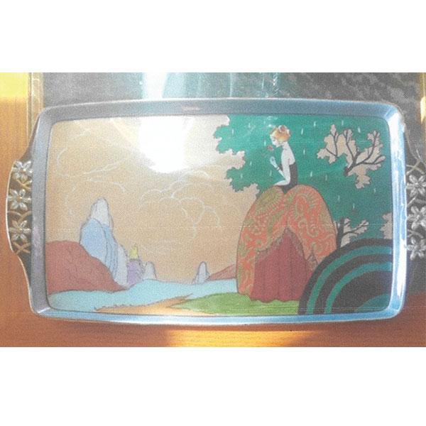 Noritake dresser tray
