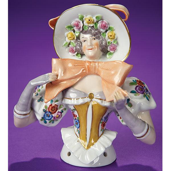 Details Set Porcelain Half-Dolls Apart