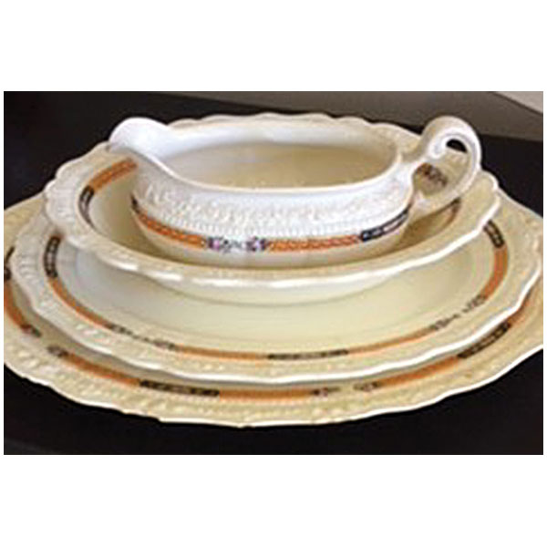 C.C. Thompson Pottery dinnerware