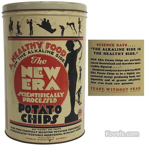 New Era Potato Chips can
