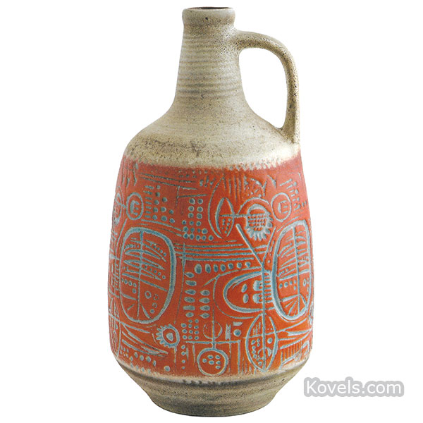 Luxus jug vase, Carstens