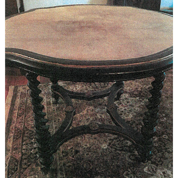Howard & Sons table