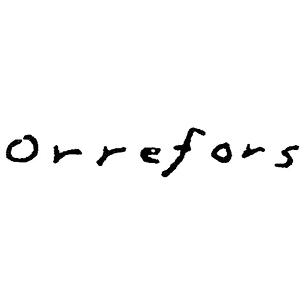 Mark used on Orrefors glass