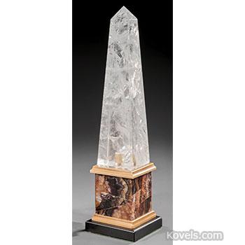 crystal, obelisk, blue, john, fluorite, stone
