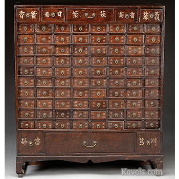 furniture, chest, apothecary, chinese