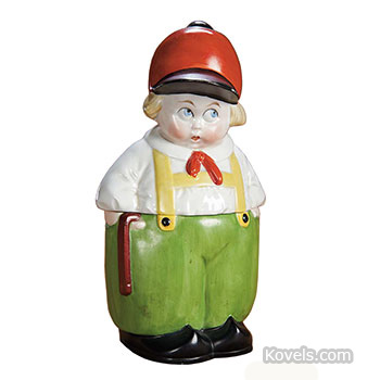 Googly eyed chubby boy box