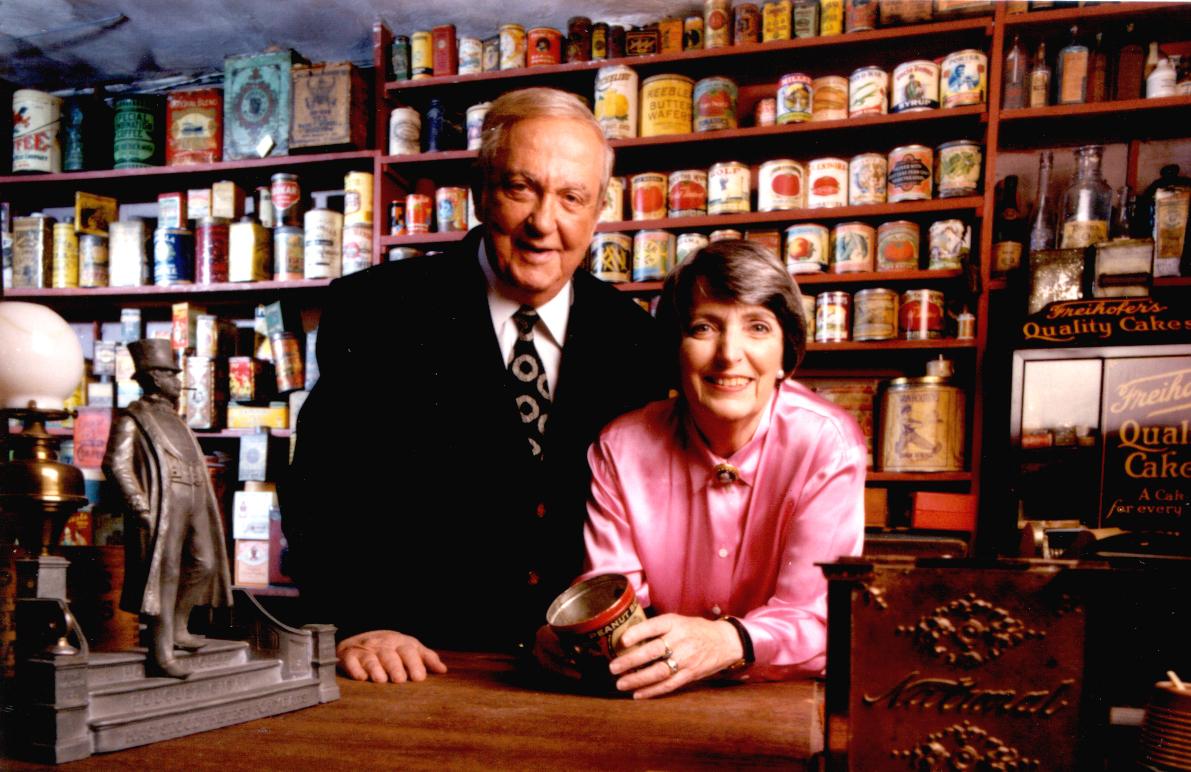Ralph and Terry Kovel