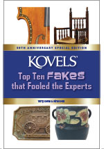 Top Ten Fakes that Fooled the Experts