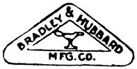 Bradley & Hubbard Manufacturing Company Mark