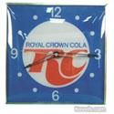 Advertising clock, RC Cola