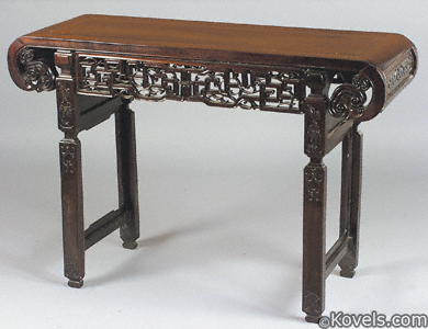 Altar table, China