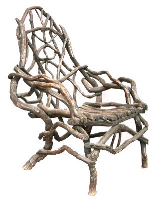 Bent Twig Chair