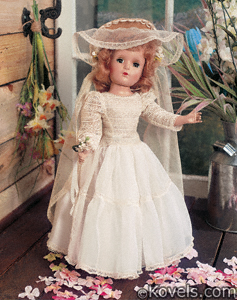 Madame Alexander Bride Doll